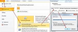 Neues Jahr, neues Glück: In Outlook 2010 archivieren und Archivdateien einbinden