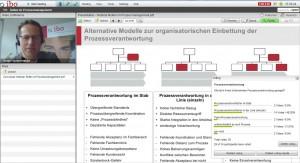 """Premiere: Webinar zum Thema """"Rollen im Prozessmanagement"""""""
