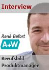 Herausforderung Produktmanager – Interview mit René Befort, ALBAT + WIRSAM Software GmbH zur neuen ibo-Seminarreihe