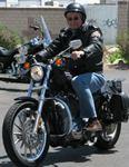 Agiles Projektmanagement ist wie Motorradfahren