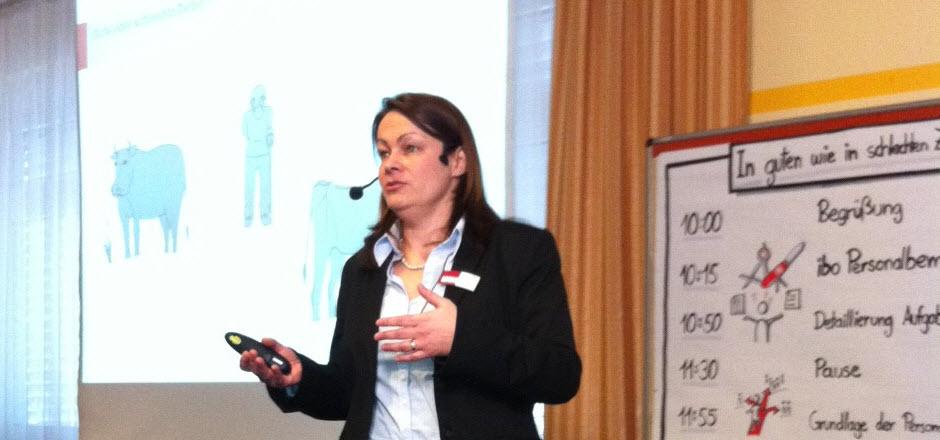 Annette Schäfer (Praxistag Personalbemessung)