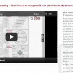 ibo-Trendforum Requirements Engineering online miterleben