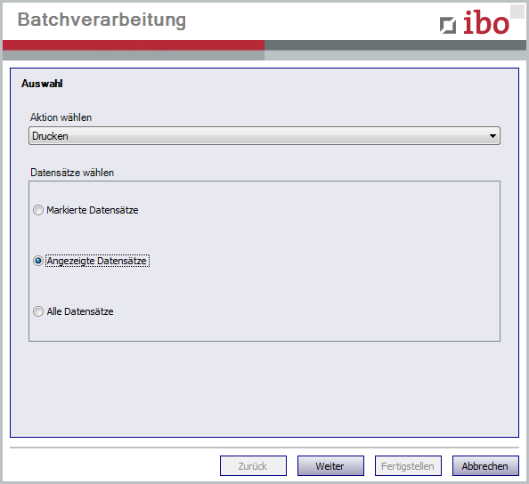 Batchverarbeitung im Prozessmanagement mit ibo Prometheus.NET