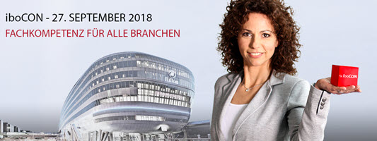 iboCON am 27.09.2018 in Frankfurt/Main