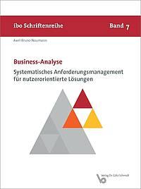 Endlich da – das ibo-Buch zur Business-Analyse