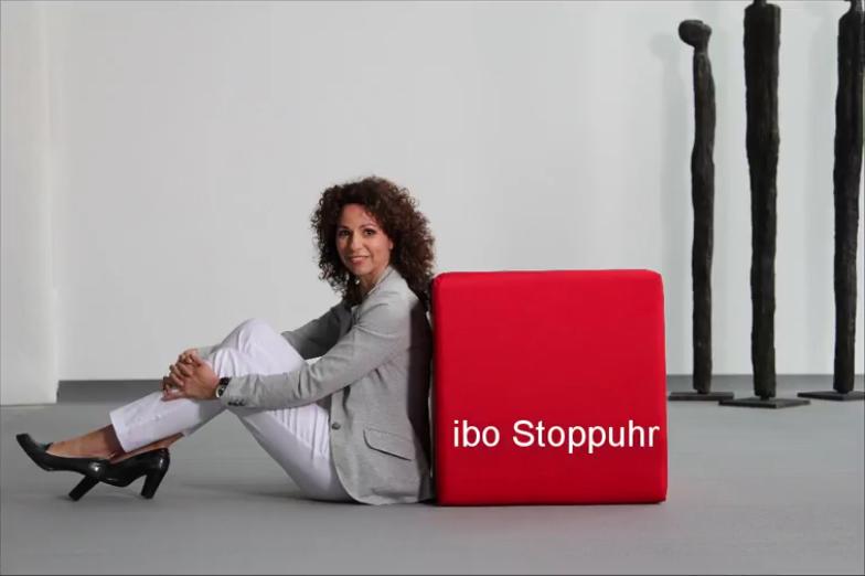 Startbild zum ibo-Stoppuhr-Video