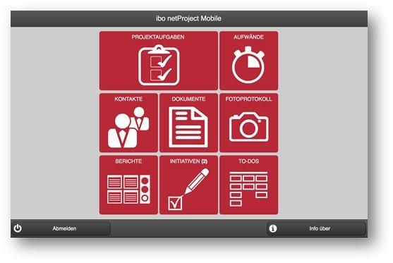 ibo netProject Mobile