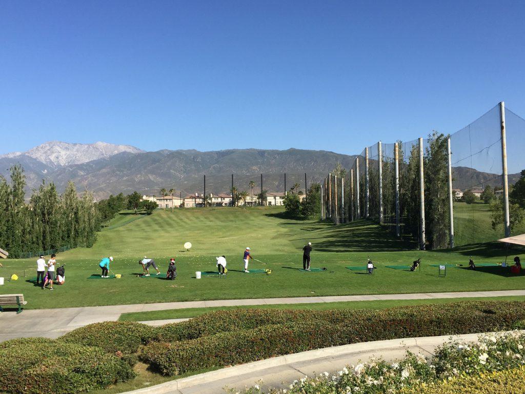 Golf-Ausbildung für Personalbemessung