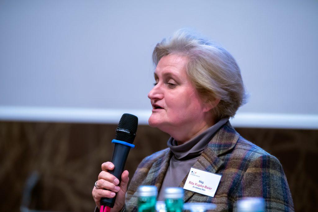 Rita Kupka-Baier, Erzdiözese Wien
