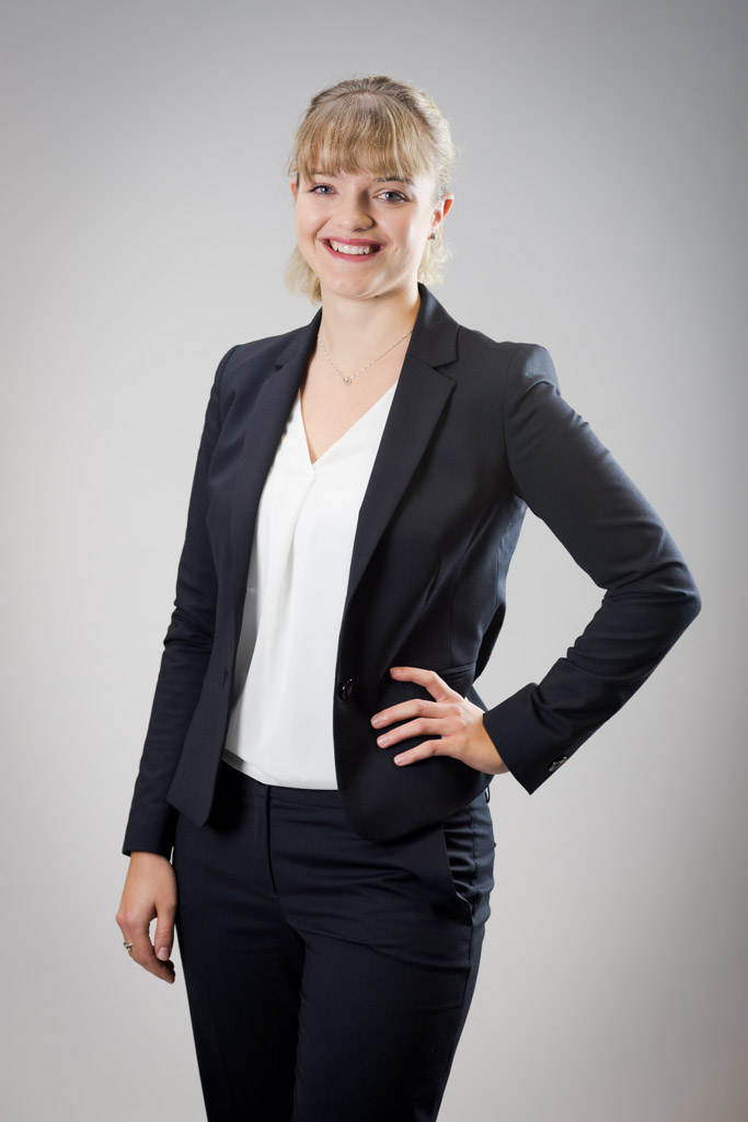Lara Jung als Prozessmanagement Expertin von ibo Software