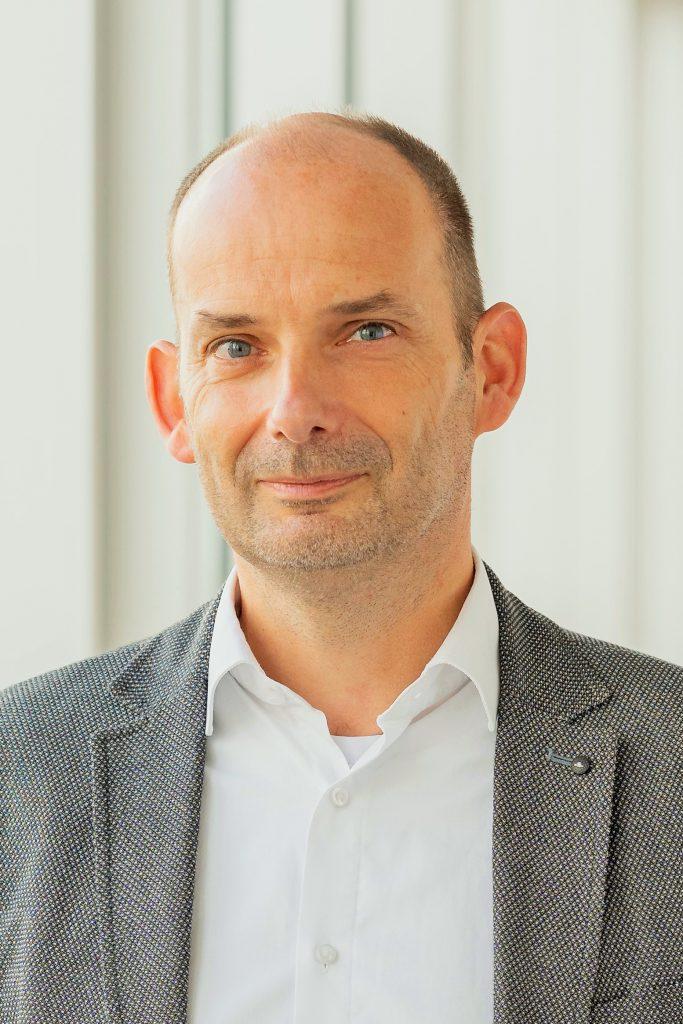 Portrait von Christian Krams (Versicherungskammer)